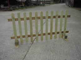 free standing outdoor fence small peiranos fences free