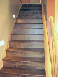 Laminate Floors On Stairs Wood Staircase Installation Gallery U2014 Raven Hardwood Flooring