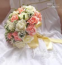silk flowers for weddings flowers wedding bouquet bouquet wedding flowers strikingly ideas