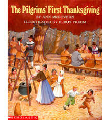 pilgrims book a cornucopia of thanksgiving books thanksgiving homeschool and