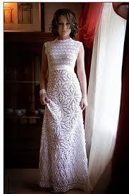 wedding dress pattern best crochet wedding dress on your wedding the knit box
