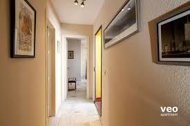 Schlafzimmerm El Mit Fernseher Apartment Mieten Feijoo Strasse Sevilla Spanien Santa Catalina