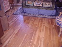 Purple Hardwood Flooring 3 4