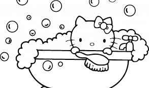 free kitty coloring pagesfree coloring pages kids free