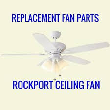 ceiling fan replacement parts hampton bay rockport 52 in ceiling fan replacement parts ebay