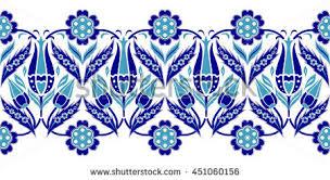 islamic ornament border vector free vector stock