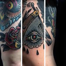 traditional eye tattoo designs
