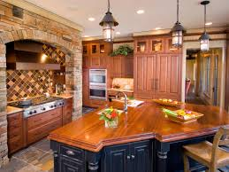 Wood Kitchen Countertops by Charming And Classy Wooden Kitchen Countertops Decor Advisor