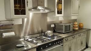 meuble cuisine inox brossé meuble cuisine inox bross amazing colonne de cuisine porte chne