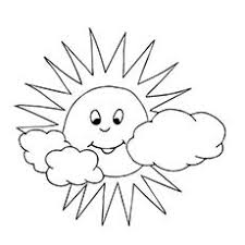 Coloring Page Of A Sun Coloring Pages Free Printables Momjunction by Coloring Page Of A