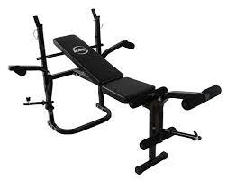home gym bench press bench decoration