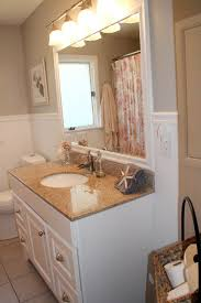 remodelaholic no more pink tile bathroom remodel