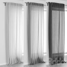 Ikea White Curtains Inspiration Fancy Ikea Curtain Inspiration With Curtain Ikea Decor Windows