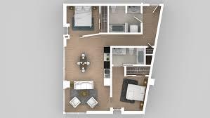 model urban 2x2 floor plans