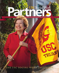 Jeffrey Miller Usc by Partners Inaugural Issue By Usc Suzanne Dworak Peck Of