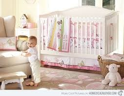 Nursery Decor Toronto 15 Pink Nursery Room Design Ideas For Baby Home Design Lover