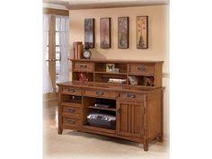 Office Furniture Syracuse by Aspenhome Casual Traditional 41 Inch Television Console Dunk