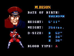 from street fighter main character name street fighter 5 the many lives of m bison den of geek