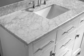 Bathroom Countertops And Sinks Virtu Usa Ms 2048 Wmsq Wh Caroline 48