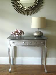 Silver Console Table Gilded Cork And Silver Console Table Crafts Pinterest Cork