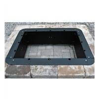 Fire Pit Insert Square by The 25 Best Fire Pit Insert Ideas On Pinterest Steel Fire Pit