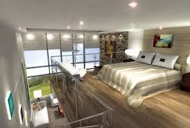 Bedroom Loft Design Home Interior Design Ideas - Mezzanine bedroom design