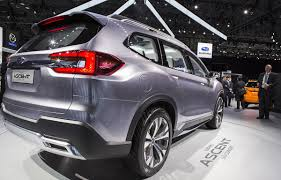 subaru suv sport subaru ascent suv concept preview consumer reports