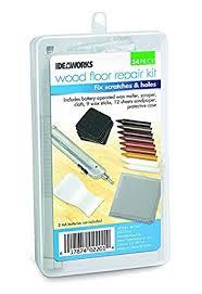 ideaworks 24pc wood floor repair kit amazon com