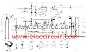 Wiring Diagram Power Supply Also Converter Circuit On Variable Switch Mode Power Supply 0 50v 5aby Tl494 Mj15004