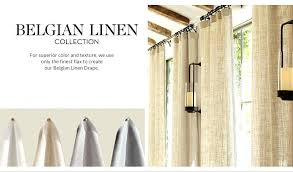 Pottery Barn Linen Curtains Pottery Barn Curtains Scroll To Next Item Pottery Barn Linen