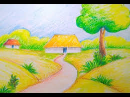 the 25 best beautiful scenery drawing ideas on pinterest anime