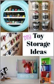 Toy Storage Ideas Creative Diy Toy Storage Ideas By Just The Woods