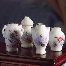Pretty Vase The Dolls House Emporium Pretty Vase Collection 4 Pcs