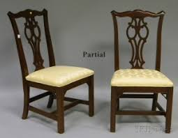 Cherry Dining Chair Search All Lots Skinner Auctioneers