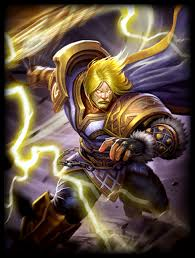 thor official smite wiki