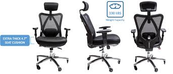 Adjustable Office Chair Ergonomic Adjustable Office Chair