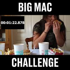 Big Mac Meme - ladbible 4 large big mac meals in 6 minutes who d