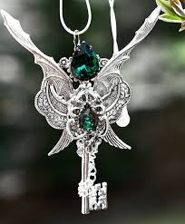 gem key necklace images 30 intricate cryptic key designs others forum jpg
