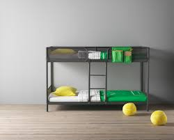 Ikea Tuffing Bunk Bed Hack Tuffing Frame Stapelbed Donkergrijs Bedrooms
