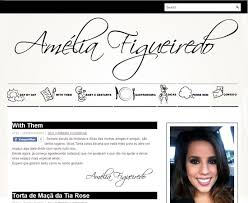 templates blogger personalizados template personalizado para blogger amélia figueiredo jéssica guedes
