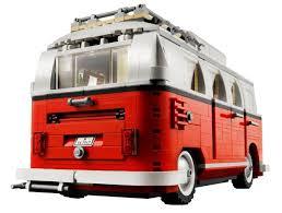 lego volkswagen inside lego sculptures volkswagen t1 camper van 10220 ebay