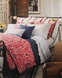 Ralph Lauren Furniture Beds by Amazon Com Lauren Ralph Lauren King Martine Blue Quilt Home