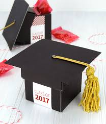 graduation boxes we re crushing on grad cap favor boxes plus a free downloadable