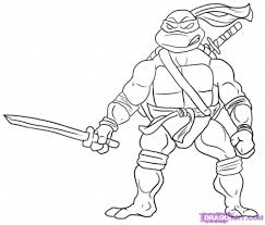 printable teenage mutant ninja turtles coloring pages aecost net