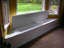 bay window seating bench with storage 12 modern design with bay