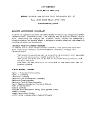 Counselling Skills For Managers Shepherd Counselling Cv