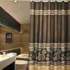 Brown Patterned Curtains Brown Patterned Curtains Size Of Grey Curtains Grey