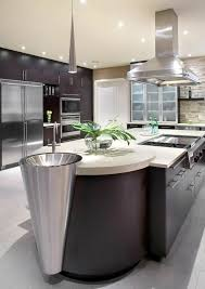 ilot pour cuisine la cuisine équipée avec îlot central 66 idées en photos archzine fr