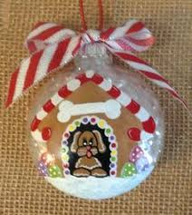 owl personalized christmas ornament hand painted owl christmas