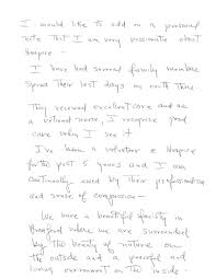 volunteer letter terry nuzzo thank you the connecticut